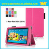 Protector for kindle fire case, for kindle fire e-book leather flip case