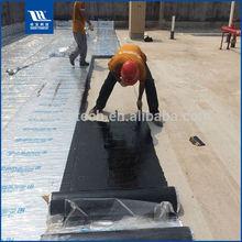 Self adhesive roll on waterproof membrane