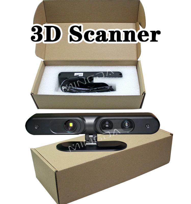 Как сделать 3д сканер