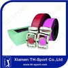 high quality leather golf ball marker belt