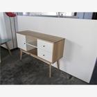 European oak veneer wooden sideboard furniture