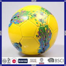 popular design promotional high quality custom logo soccer ball