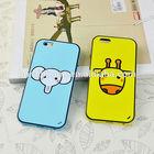 2d 3d cartoon animal character phone case