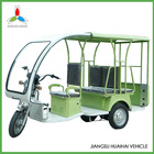 passenger use electric tricycle/battery operated rickshaw