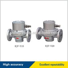 Oil flow meter / filling flow meter / flow meter with oiling machine