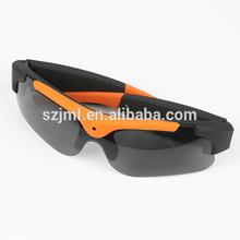 Fashion design HD video recording sunglasses camera
