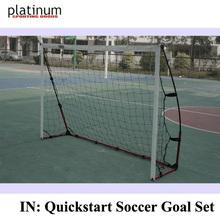 Quick Start Soccer Goal(Steel )