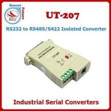 RS232 to RS485/ RS422 photoelectric isolation interface Converter UT-207-046 Active Interface