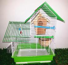 Decorative House Bird Feeder Shape Wholesale Bird Cages