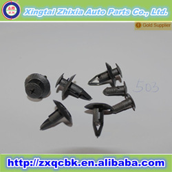 Nylon auto fastener clip for Japanese Cars --ZX-503