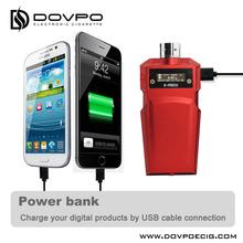 2014 High Quality Alibaba Express Dovpo e-mech 18650 battery vape mod stand