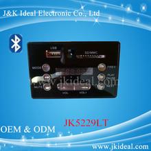 JK5229LT bluetooth usb flash drive player speakers kit