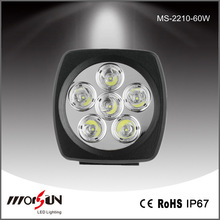 heavy duty 12v led work light, C REE chips 10w led work light,60w C REE led worklight
