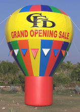 New style low price cheap hot air balloon