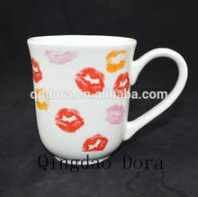 Europe Food contact safe coffee mug promotional gift box packaging,logo mug change image