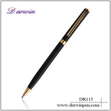 hot-selling thin metal bulk expensive ballpoint pen