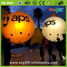 2014 lower price inflatable helium ballon for sale helium blimp