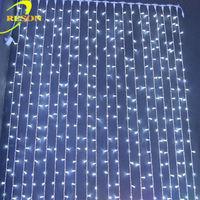 New style christmas lights led snowfall curtain lights