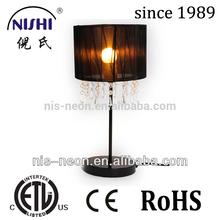 modern style crystal chandelier table lamp European (NS-121137D)