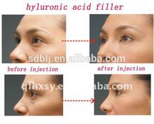 hyaluronic acid injector,face filler