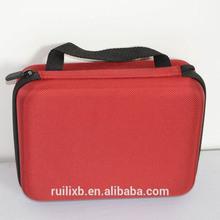 Gopro camera case EVA camera bag Extreme Sports Red Gopro case/bag