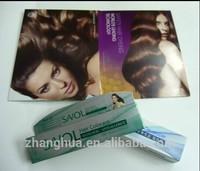 Anti-allergy professional salon hair color cream