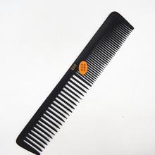 bombom de ossos pentear o cabelo pentes de plástico para o corte de cabelo