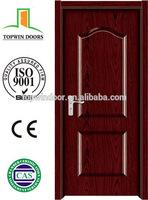 Fashion Melamine Door Interior Wood Door pintu kayu Melamin