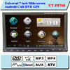 7 inch digital touch screen Android car dvd player with GPS bluetooth WIFI 3G TV