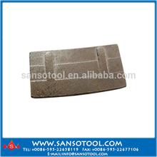 diamond segments for cutting stone /cement/asphalt,diamond cutting tool