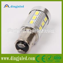 novelty t25 1157 brake auto lamp 5630smd led tail light