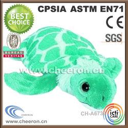 Custom factory offer blue turtle sea animal