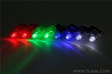 2015 hot sale led finger ring flashing led light