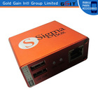 Mobile Phone Unlock Tool Sigma Box With 9 Cables