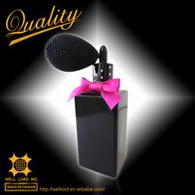 Pink lady genuine style laser cut Perfume bulb nebulizer