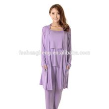 fashion design cotton maternity overalls AK155
