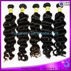 Rosa Hair Peruvian 100 Percent Human Curly Hair Weave 100% virgin human remy hair