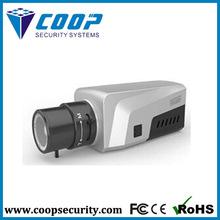 Indoor Cheap Box Camera without IR Light Aluminum Alloy Housing CCTV Camera