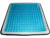 Free sample new type cooling gel thin pad motorcycle seat cushion
