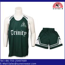 2014 new design latest sublimation basketball uniform/jersey design for men