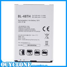 Original Battery for Lg Optimus G Pro E985 E980 F240k At&t Bl-48th 3140mah