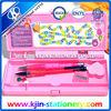 2015 funny pencil case /ABS pencil case /pencil case for girl