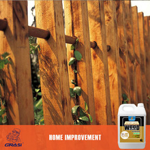 General purpose silicone sealant for decking waterproofing