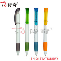 Good Quality Plastic Pen with Logo for Promotion(SQ1067)