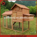 2014 Deluxe Large Wooden parrot cages for sale with double-deck