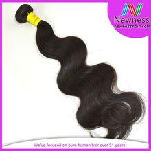 African Black Hairstyles 100% unprocessed bazilian virgin hair extension
