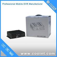 economical black box for trucks dual sd card car dvr 4ch