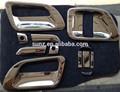 Toyota hiace 2005- 2014- de la puerta cubierta de la manija cromada kits de accesorios nuevos accesorios de cromo mejor venta de accesorios para el coche