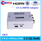 Chinese Supplier Rca/av To Hdmi