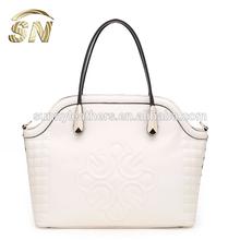 Wholesale poland leather handbags, high quality woman handbags export